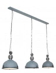 lampara gris tres luces-7980GR