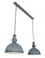 lampara industrial gris-7979GR