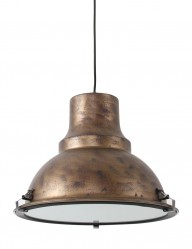 lampara industrial marron-5798B