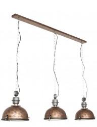 lampara industrial tres luces-7980B