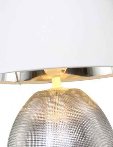 lampara-jarron-plateada-1635ZI-1