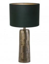 lampara jarron verde papey-9191BR