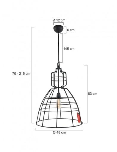lampara-jaula-metal-7872ZW-7