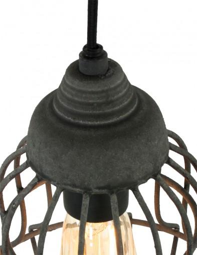 lampara-jaula-metal-8931GR-2