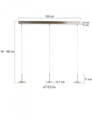 lampara-led-tres-luces-7406ST-5