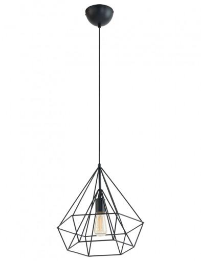 lampara-marco-negro-de-alambre-7597ZW-3
