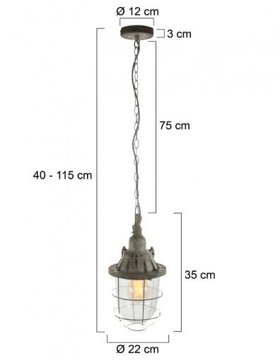 lampara-marina-antigua-8820GR-8