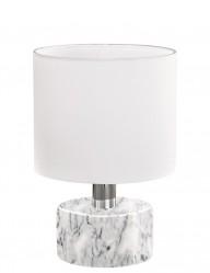 lampara marmol blanca-1852W