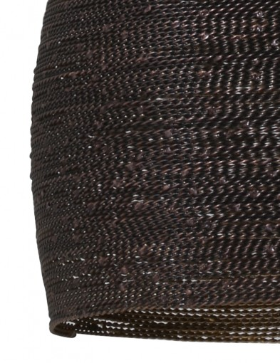 lampara-marron-con-interior-bronce-2020ZW-2
