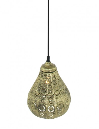 lampara marroqui colgante-1066BR