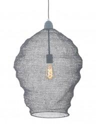 lampara-metal-malla-1378GR-1