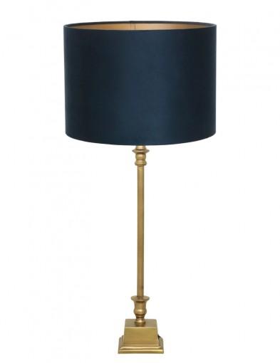 lampara moderna azul-9968BR