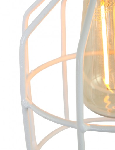 lampara-moderna-blanca-jaula-8898W-2