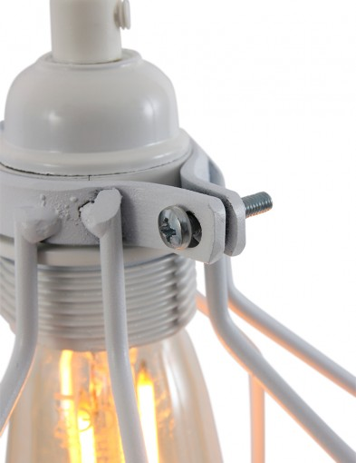 lampara-moderna-blanca-jaula-8898W-3