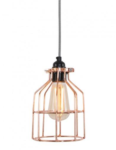 lampara moderna jaula-8895KO