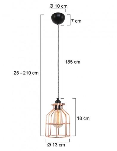 lampara-moderna-jaula-8895KO-8