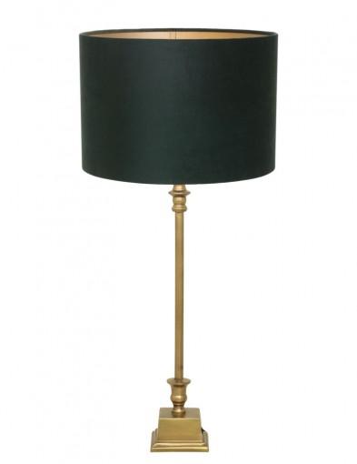 lampara moderna verde-9967BR