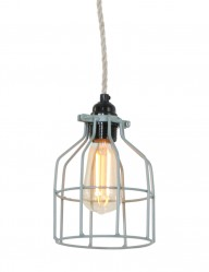 lampara-moderna-verde-jaula-8900G-1