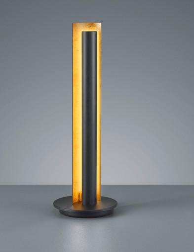 lampara-negra-de-interior-dorando-1824ZW-1