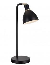 lampara negra ray-2351ZW