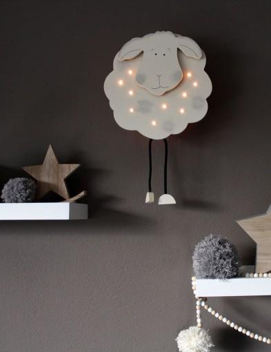 lampara oveja-6858W