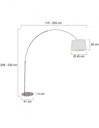 lampara-pie-arco-9675ST-6