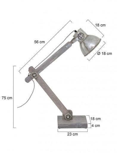 lampara-plateada-1003ZI-9