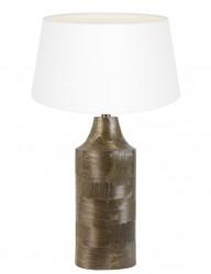 lampara robusta blanca-9253BR