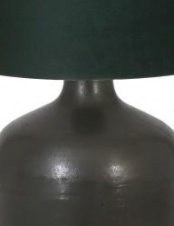 lampara-rustica-verde-y-negra-9274ZW-1