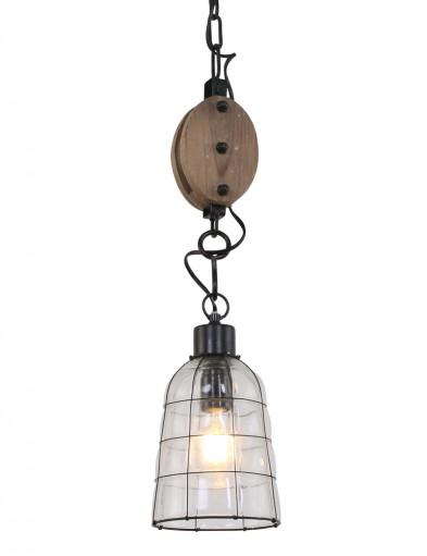 lampara suspendida por polea-1010BE