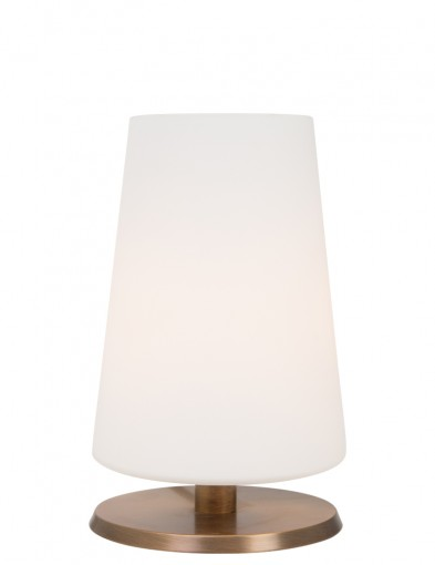 lampara tactil bronce-7504BR