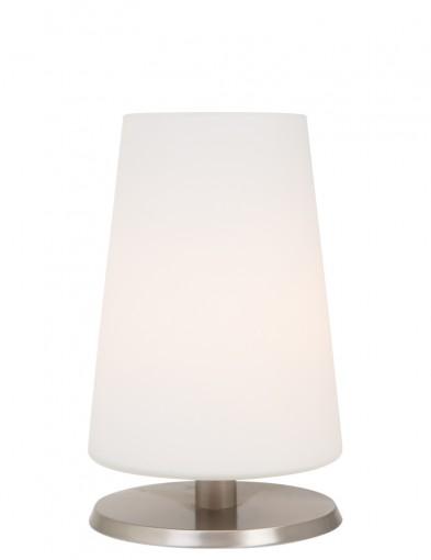 lampara tactil en acero-7504ST