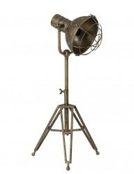 lampara tripode bronce-1922BR