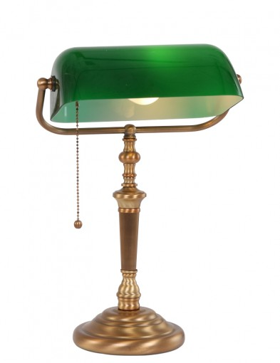 lampara-tulipa-verde-6185BR-1