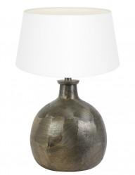 lampara vintage blanca-9259BR