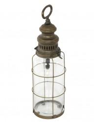 lampara vintage estilo linterna-1554BR