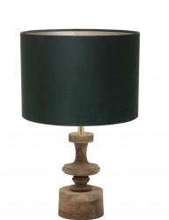 lampara vintage verde-9979B