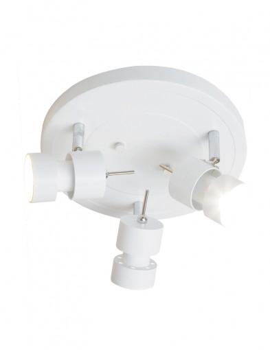plafon blanco minimalista-7905W