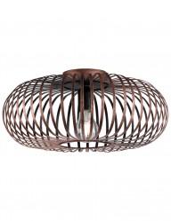 plafon cobre con barras redondas-1802KO