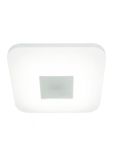 plafon cuadrado blanco-1104W