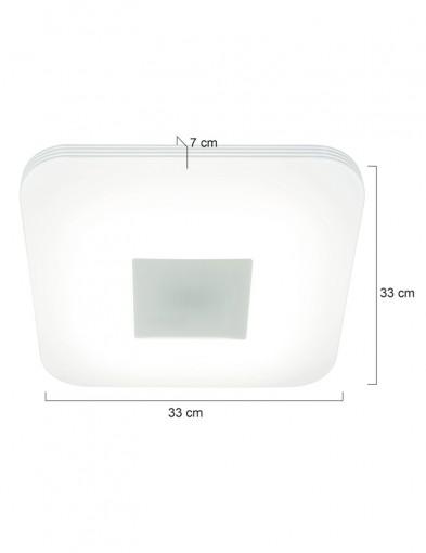 plafon-cuadrado-blanco-1104W-4