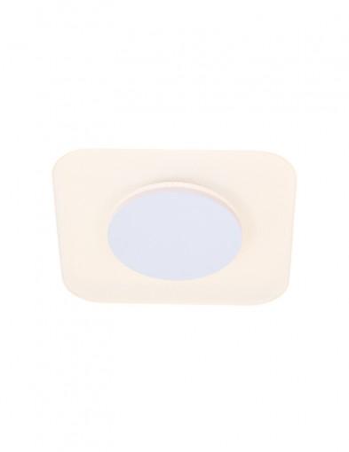 plafon cuadrado blanco-7909W