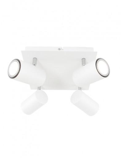 plafon cuatro focos orientable-1078W