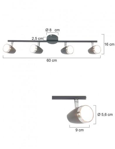 plafon-cuatro-focos-regulables-1435A-5