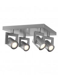 plafon cuatro luces led-1025ST