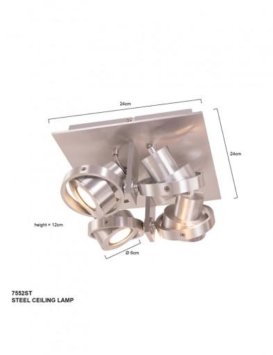 plafon-de-cuatro-focos-orientables-7552ST-5