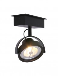 plafon de diseno negro-1450zw