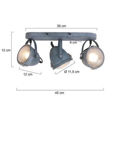 plafon-de-estilo-industrial-tres-focos-1314GR-5