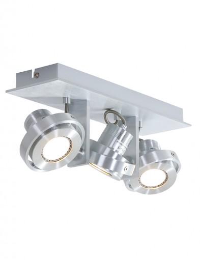 plafon de techo tres luces-7551ST