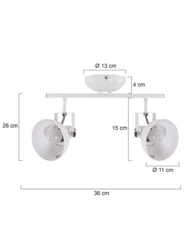 plafon-dos-luces-blanco-1108W-5